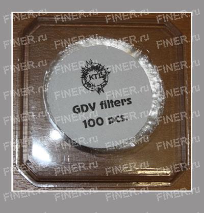 ГРВ фильтры для исследований